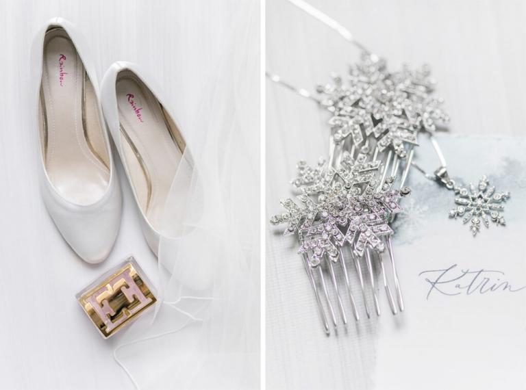 Hochzeit Waltrop getting ready Details