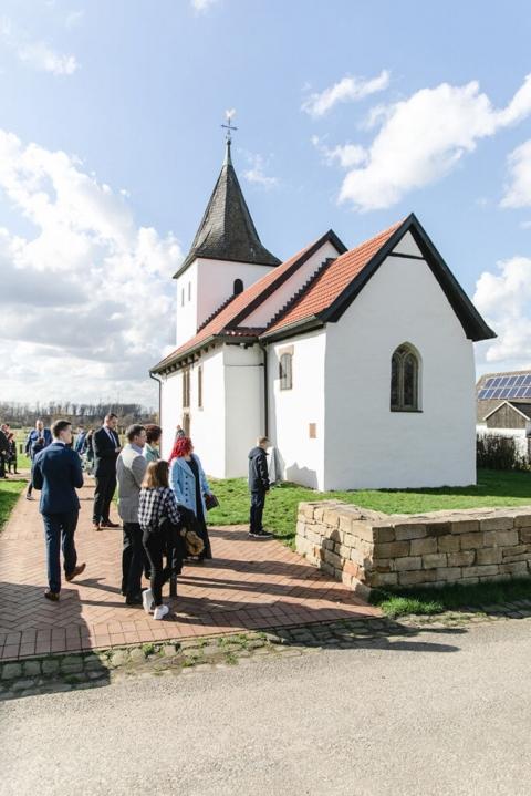 st. laurentiuskapelle waltrop